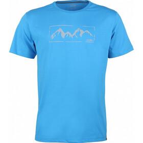 High Colorado Garda 5 T-shirt Heren, brilliant blue